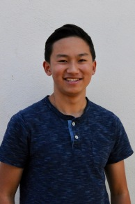 Gareth Kwok, Managing Editor-in-Chief