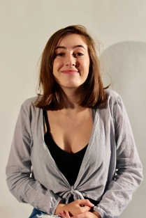 Lisi Burciaga, Feature Editor
